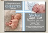 Baptismal Invitation for Boys Boy Baptism Invitations Background