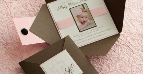 Baptismal Invitation Ideas Custom Baptism Invitations Ideas & Inspiration Cherish