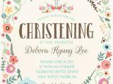 Baptismal Invitation Ideas formal Christening Invitation Wording Ideas Godparents