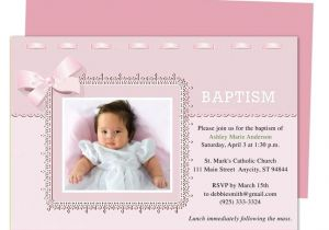 Baptismal Invitation Layout Templates 21 Best Printable Baby Baptism and Christening Invitations