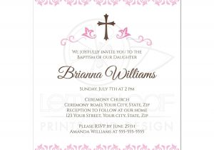 Baptismal Invitation Quotes Baptism Invitation Wording Bible Verses