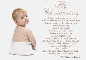 Baptismal Invitation Quotes Baptism Invitation Wording Samples Wordings and Messages