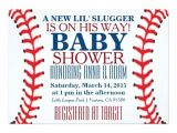 Baseball Invitations for Baby Shower All Star Baseball Baby Shower Invitations