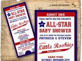 Baseball Invitations for Baby Shower Baseball Baby Shower Invitation Baseball Baby Shower Boy