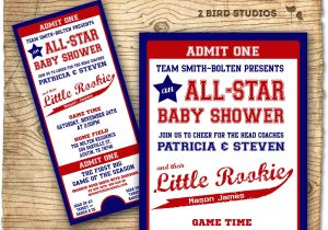 Baseball Invitations for Baby Shower Baseball Baby Shower Invitation Baseball Baby Shower Boy