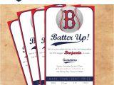 Baseball Invitations for Baby Shower Baseball themed Shower Invite Baby Shower