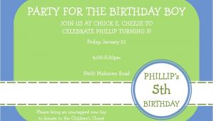 Basic Birthday Party Invitations Basic Boy Invitation Birthday Invitations From Cardsdirect