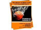 Basketball Birthday Party Invitation Wording Basketball Invitation Sports Invitation All Star Party