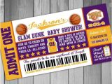 Basketball themed Baby Shower Invitations Best 20 Basketball Baby Shower Ideas On Pinterest