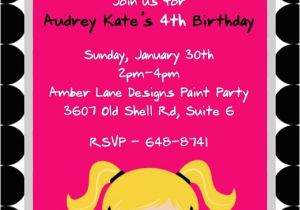 Batgirl Birthday Party Invitations Batgirl Superhero Birthday Invitations Printable or Printed