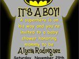 Batman Baby Shower Invitation Templates Batman Baby Shower Super Hero Invite Invi and Tips for