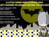 Batman Baby Shower Invites Batman Baby Shower Invitations A Birthday Cake