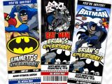 Batman Birthday Invitations Walmart Batman Invitation Batman Birthday Invites On Storenvy