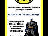 Batman Birthday Invites Free Printables Birthday Invitations Batman Birthday Invitations