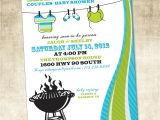 Bbq Baby Shower Invites Baby Shower Invitation Bbq Baby Shower by Invitingdesignstudio