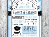 Bbq Baby Shower Invites Items Similar to Baby Shower Invitation Baby Q Baby Bbq