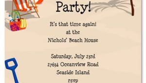 Beach Party Invitation Template Beach Party Invitation Templates Free In 2019 Party