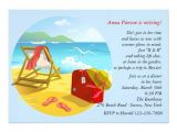 Beach themed Retirement Party Invitations Most Popular Retirement Party Invitations