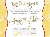 Beauty and the Beast Baby Shower Invitations Beauty and the Beast Bridal Shower and Sweet On Pinterest