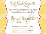 Beauty and the Beast Bridal Shower Invitations Belle or Beauty and the Beast Bridal Shower Invitation Party