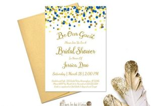 Beauty and the Beast Wedding Shower Invitations Beauty and the Beast Inspired Bridal Shower Invitation Wedding