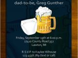 Beer and Diaper Party Invite Template Insanely Cute and Amazing Diaper Party Ideas