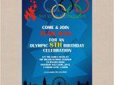 Beer Olympics Party Invitations Items Similar to Sale Olympic Games Party Invitation