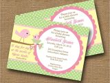 Bible Verses for Baby Shower Invitations Bird Baby Shower Invitation Diy Printable Baby Girl