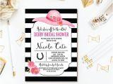 Big Hat Bridal Shower Invitations 39 Best Images About Bridal Shower Invitations On Pinterest