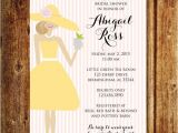 Big Hat Bridal Shower Invitations Throw the Perfect Bridal Shower with This Adorable