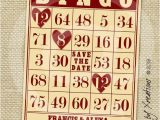 Bingo Party Invitations 9 Best Images About Invites On Pinterest Save the Date