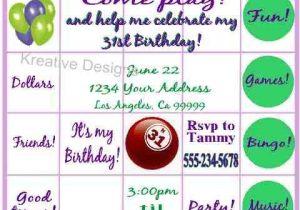 Bingo Party Invitations Bingo Invites Google Search Pokeno Game Night