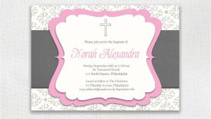 Birthday Baptism Invitation Wording Birthday Invitations 1st Birthday Baptism Invitations