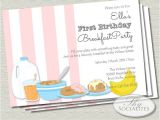 Birthday Breakfast Invitation Template 13 Corporate Breakfast Invitations Jpg Vector Eps Ai