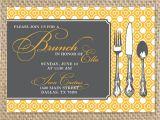 Birthday Brunch Invitations Birthday Brunch Invitation Wording