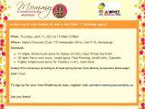 Birthday Celebration Invite Email Birthday Example Invitation Card Birthday Party