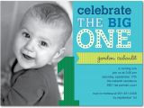 Birthday Invitation Cards for 1 Year Old Boy 16 Best First Birthday Invites – Printable Sample