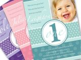 Birthday Invitation Cards for 1 Year Old Free 1 Year Old Birthday Invitations Best Party Ideas