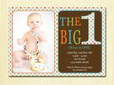 Birthday Invitation Cards for 1 Year Old Free Birthday Invitation Cards for 1 Year Old Best Party Ideas