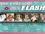 Birthday Invitation Cards for 1 Year Old Free E Year Old Birthday Invitations Template
