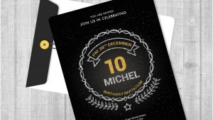 Birthday Invitation Design Template Psd Birthday Invitation Template 32 Free Word Pdf Psd Ai