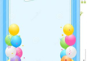Birthday Invitation Frames and Borders Birthday Invitation Borders and Frames