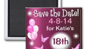 Birthday Invitation Magnets Ladies Birthday Invitation Magnet Fridge Magnet Zazzle