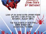 Birthday Invitation Spiderman theme Spiderman Birthday Party Leslie Designs Stuff Spiderman