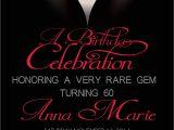 Birthday Invitation Template Adults 60th Birthday Invitations Adult Birthday Invitation