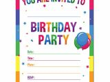 Birthday Invitation Template Boy Boy Birthday Invitations Amazon Com