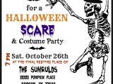 Birthday Invitation Template Halloween Crafty In Crosby Halloween Party Invitations with Template
