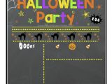 Birthday Invitation Template Halloween Free Halloween Printables