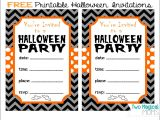 Birthday Invitation Template Halloween Two Magical Moms Free Printable Halloween Invitations