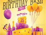 Birthday Invitation Template Psd 20 Beautifully Designed Psd Birthday Party Flyer Templates